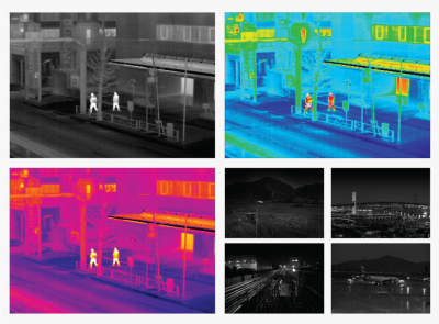 Thermal Night Camera