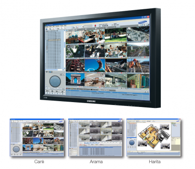 Samsung Central Control Software - Net-i Viewer